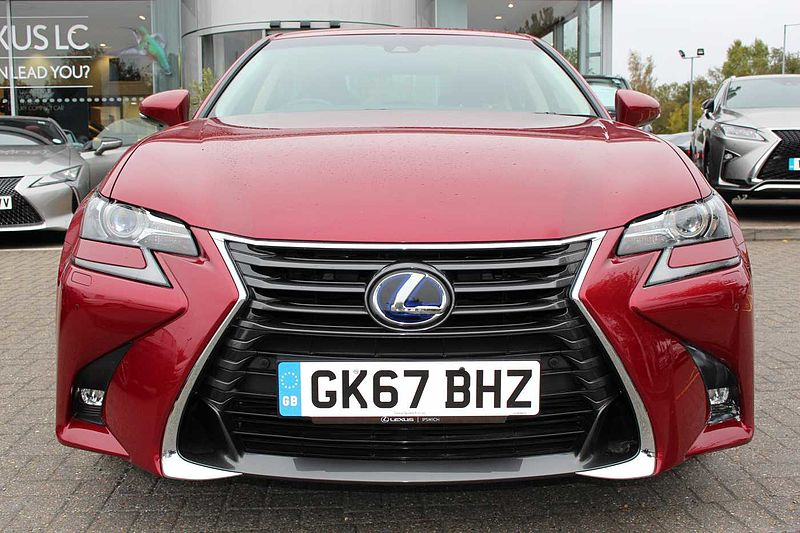 Lexus GS 300h 2.5 Executive Edition less than 1000 miles