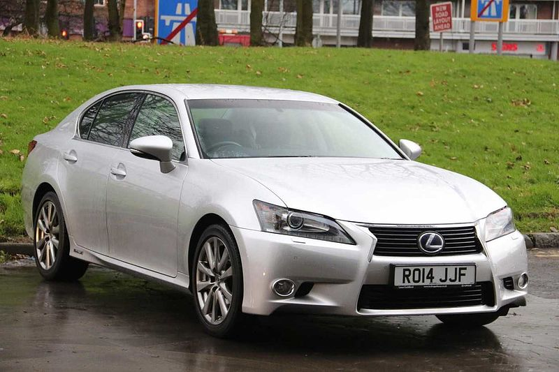 pre owned lexus gs 300h 2 5 luxury by lexus glasgow glasgow. Black Bedroom Furniture Sets. Home Design Ideas