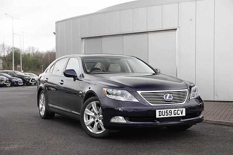 Used Lexus Ls For Sale From Lexus Approved Pre Owned