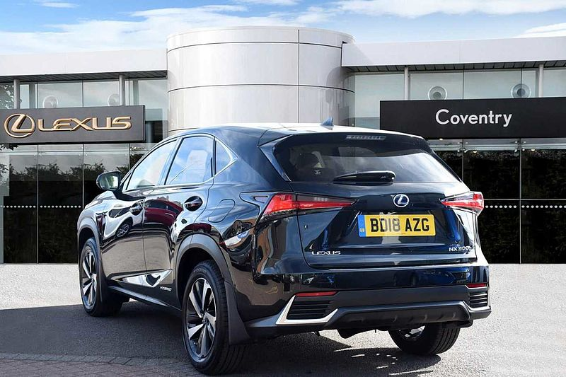 pre owned lexus nx 300h 2 5 premier panoramic roof protection pack ulez approved by lexus. Black Bedroom Furniture Sets. Home Design Ideas