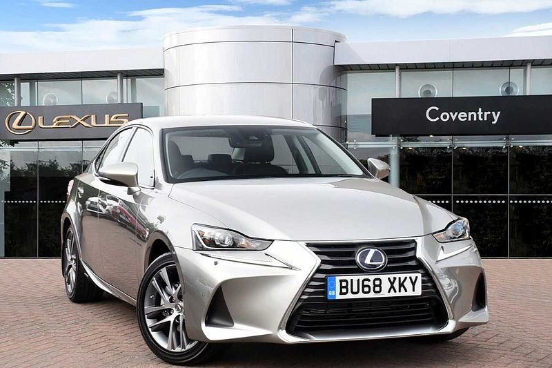 Pre-Owned Lexus IS 300h 2.5 Advance Premium Navigation ...