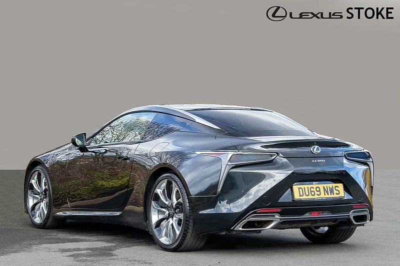 Lexus LC 500 Sport Plus V8 | Mark Levinson | Head Up Display