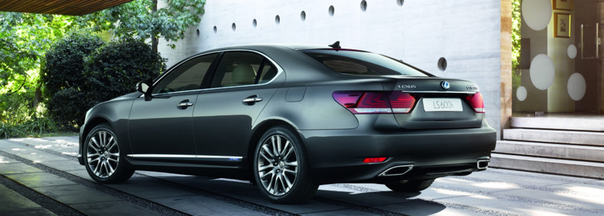 Used Lexus LS for Sale from Lexus Approved Pre-Owned
